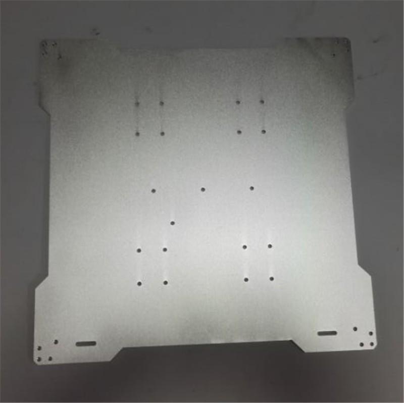 TAZ-3D-printer-parts-Reprap-300-x-300mm-bed-plate-mount-aluminum-bed-mount-plate-3mm