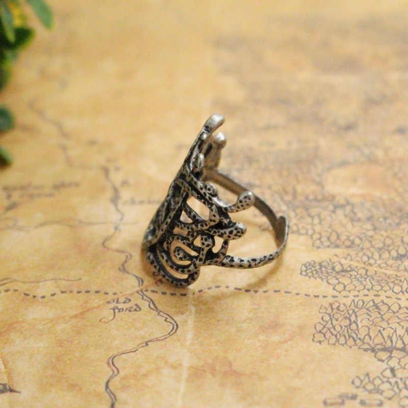 Hobbit Thranduil Vòng Mirkwood Quốc Vương Tổ Vòng Legolas CHA Chúa Nhẫn LOTR Thời Trang Trang Sức Quạt Tặng