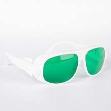 laser safety goggles 190-470nm & 610-760nm  ,OLY-LSG-13, CE O.D 4+ high V.L.T%
