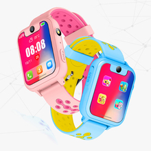 Anti Lost Smart Watch LBS with GPS GSM Locator Touch Screen Tracker SOS LED Flashlight  Baby Watch Compatible IOS & Android smart phone watch children kid wristwatch gsm gprs gps locator tracker anti lost touch smartwatch child guard for ios android