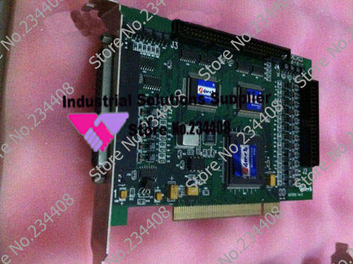 4 axis motion control card ADT850 control card of PCI bus two axis and four axis motion control card