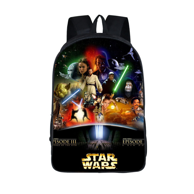 Star Wars Backpacks for all days