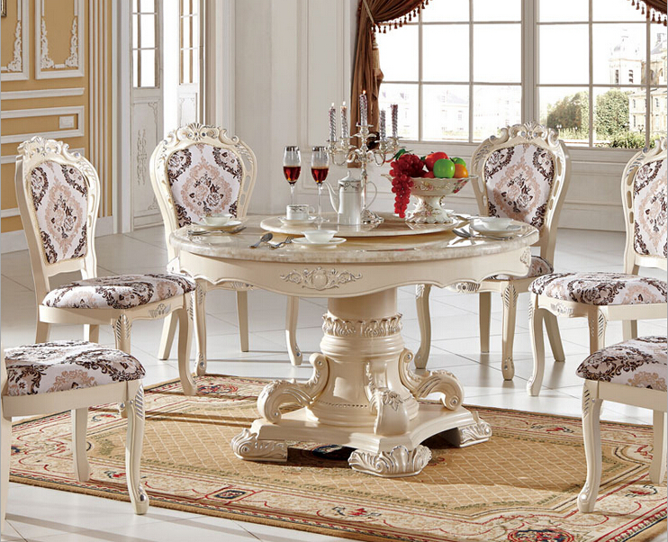 Aliexpress.com : Buy Luxury European Style Dining Table From Reliable Dining  Table Suppliers On Shenzhen Saudi China Trade Limited