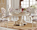 luxury European style dining table