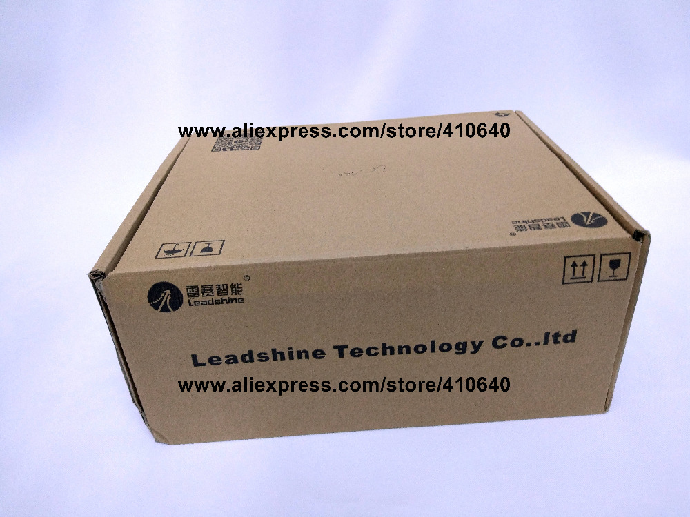 Free shipping Leadshine L5-1000 EL5-D1000 Brushless Servo Drive 220 230 VAC Input 12.5A   Output Power to 1000W Hot sales leadshine 180w brushless dc servo motor drive kit blm57180 1000 acs606 cable 6 7a 36vdc 0 57nm 3000rpm pulse control