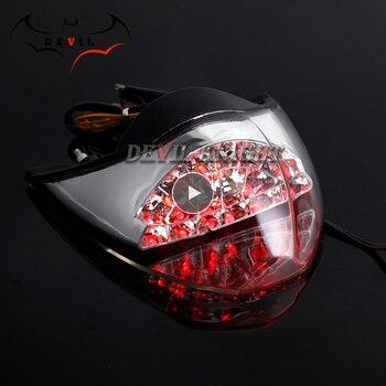 LED Tail Brake Light Turn signal For KTM 990 SUPER DUKE/R 2007-2013 08 09 10 11 12 Motorcycle Integrated Blinker Lamp
