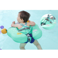 No Need Inflatable Child Swimming Waist Ring Floats Pool Swimming Circle Ring Safety Tools 20*18.5inch