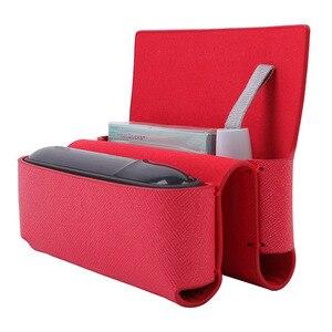 Image 5 - Jinxingcheng moda flip caso de couro para iqos 3.0 caso carteira caso para iqos 3 carteira bolsa saco titular caixa