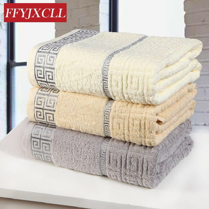 90*180cm Quick Dry Large 100%cotton Plaid Bath Towel Bath Gym Towel Family Towels bathroom wholesale