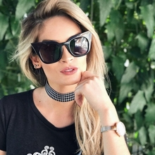Hindfield Cat Eye Sunglasses Kids and Women Children Sun Glasses Fashion Cateye Brand Designer High Quality Girls Eyewear Gafas цена 2017
