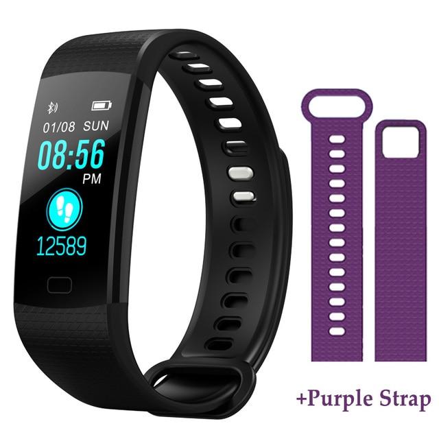 add 1 purple strap