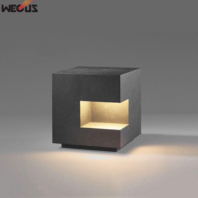 Unique design shape, recessed square column headlights цена 2017