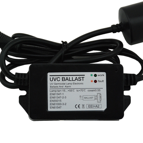 25W-28W Water Filter UV disinfection Electronic Ballasts with Alarm EB-G28