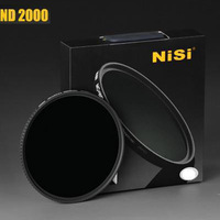 NISI ND2000 nd filter 67mm 72mm 77mm 82mm ultra thin neutral density lens for canon nikon sony leica slr DSLR camera lens filter