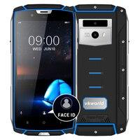 Vkworld VK7000 IP68 Waterproof Smartphone 5.2 MTK6750T Octa Core 4GB RAM 64GB ROM Android 8.0 5600mAh 13MP Fingerprint 4G Phone