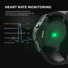 Beseneur 3G WIFI GPS Bluetooth Smart Watch 2018 Heart Rate Monitor Sim Card Smartwatch for Android IOS Phone Wearable Devices