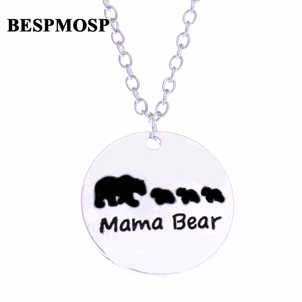 Bespmosp 12PC/SET Family Children Mama bear Three Baby
