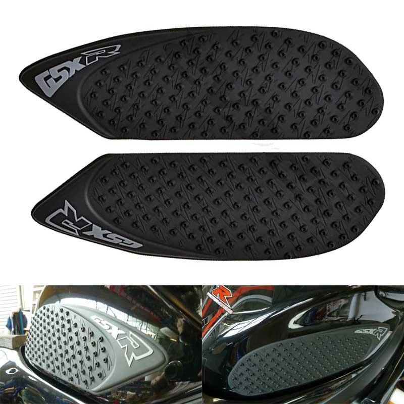 For Suzuki GSXR 600 750 2006-2007 GSXR600 GSXR750 K6 Protector Anti slip Tank Pad Sticker Gas Knee Grip Traction Side 3M Decal