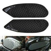 Voor Suzuki GSXR 600 750 2006-2007 GSXR600 GSXR750 K6 Protector Anti slip Tank Pad Sticker Gas Knee Grip Tractie Side 3 M Decal