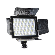 Photographic equipment W180LED video light wedding fill news interview 1/4 screw