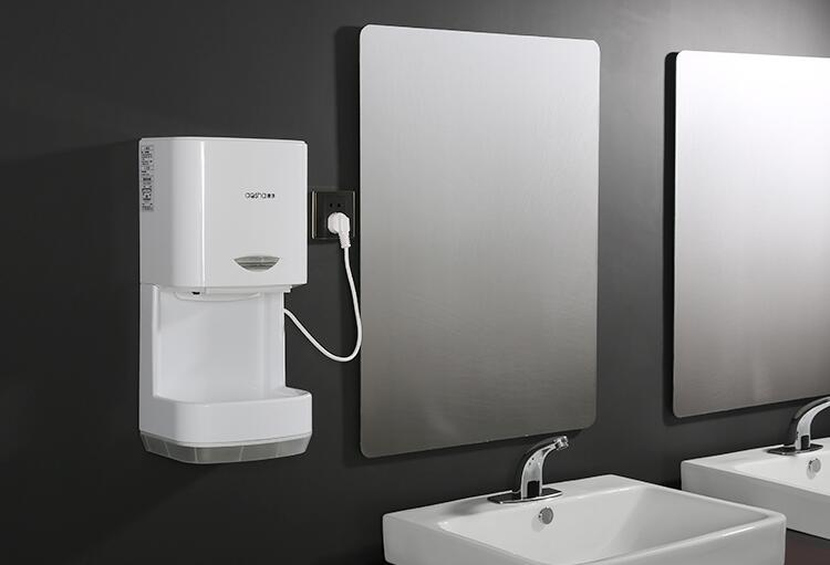 Electric Hand Dryer Automatic Bathroom Hand Dryer Machine Bathroom Induction Hand Dryer 81007
