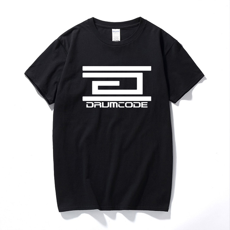 2018 Summer   T     Shirt   Drumcode Records,Adam Beyer,Swedish Techno,Slam,Joey Beltram,Maceo Plex O Neck   Shirt   Plus Size   T  -  shirt
