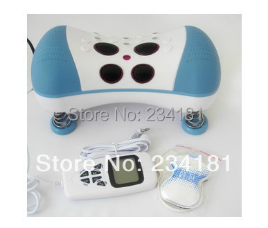 ФОТО Cervical vertebra therapeutic apparatus, fields, household neck massager, massage relax pillow,