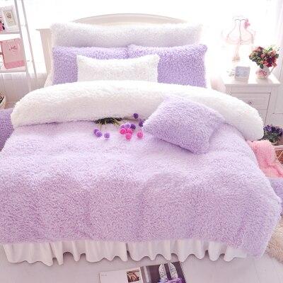 Coton de luxe de bande dessinée souris micky unique twin taille unique reine roi drap de lit ensemble literie housse de couette ensemble de literie