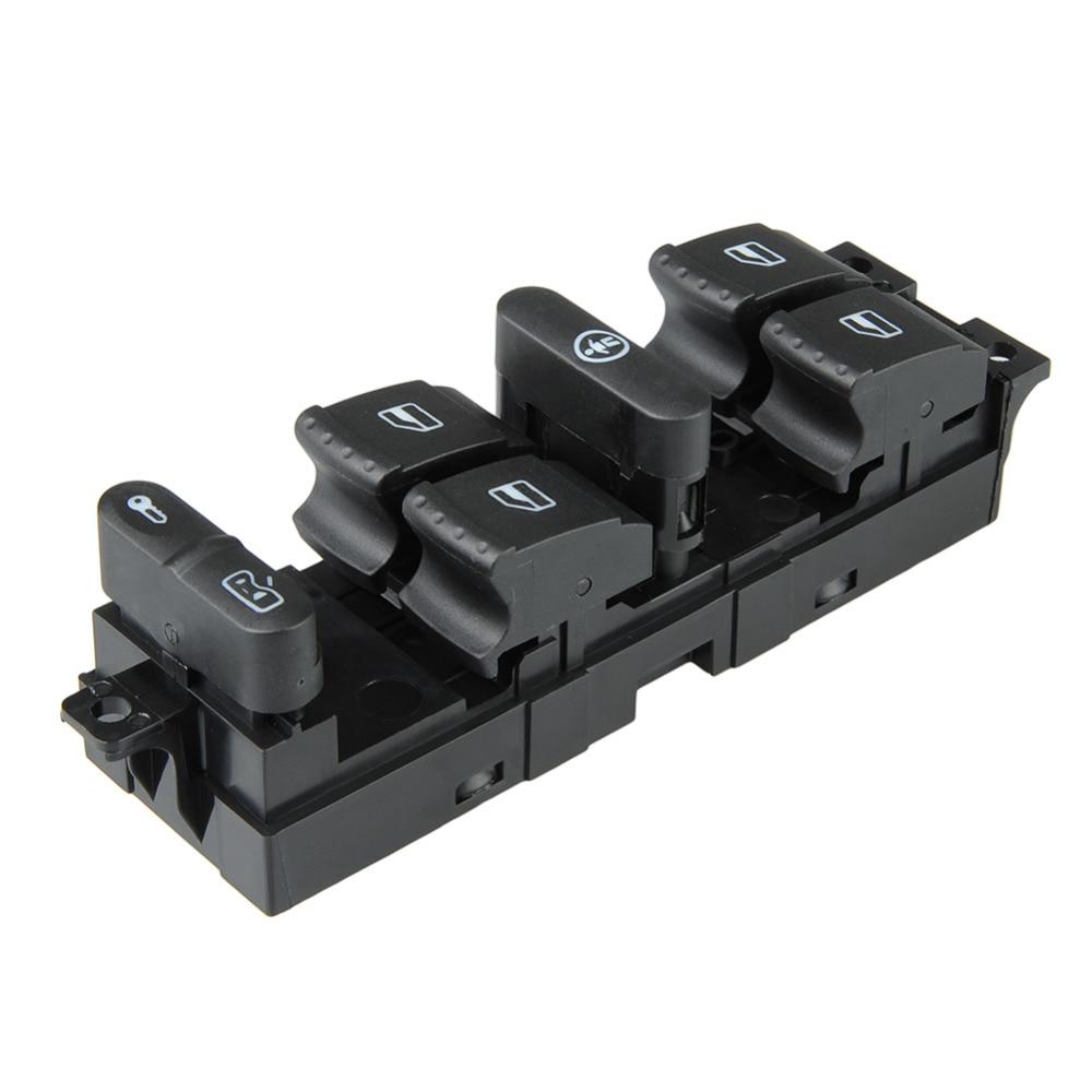 купить Window Switch For VW 99-04 GTI Golf 4 Jetta MK4 BORA BEETLE Passat B5 Master Power Window Control Switch Button
