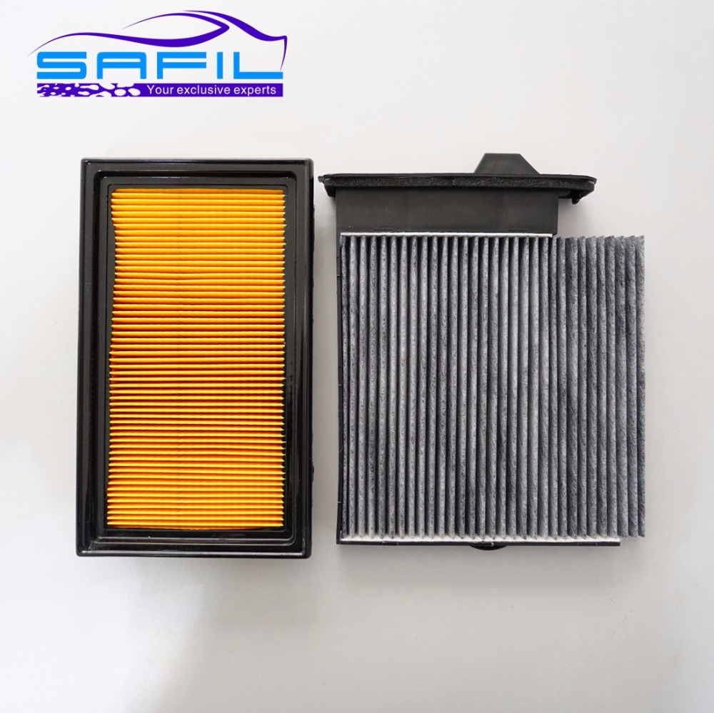auto filters For Nissan Tiida 2008-- Air Filter + Cabin Filter oem: 16546-ED500 27891-ED50A-A129 pentius ultraflow cabin air filter page 5