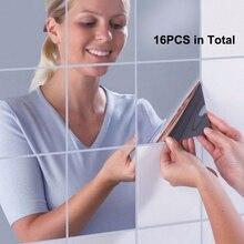 Coat wall de sticker contact-paper mirror parede mirror roll self adhese Bathroom Accesory Desktop Wallpaper grohes home Decora