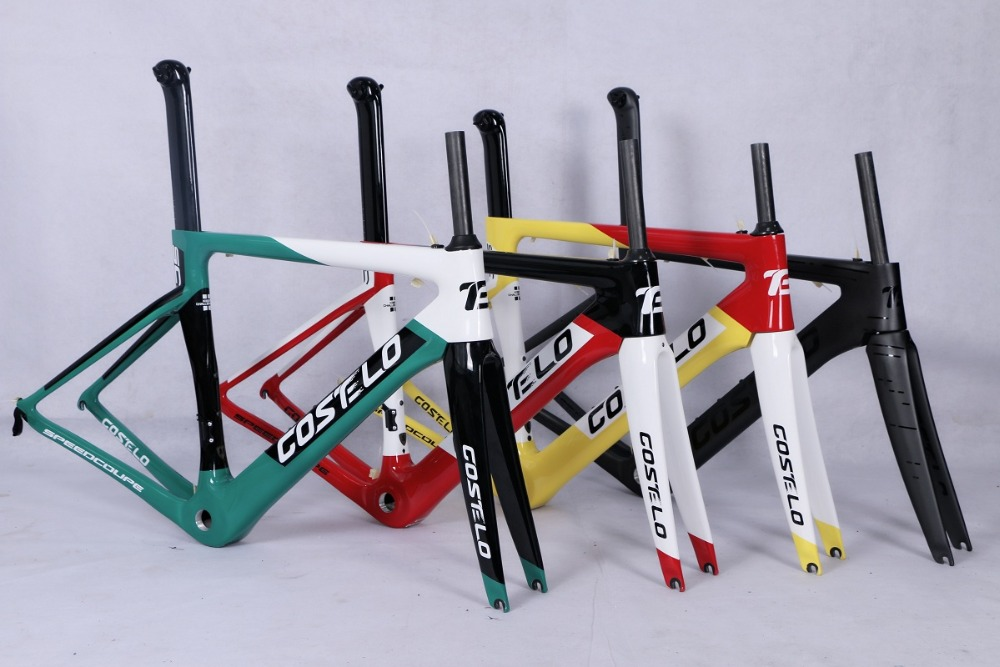 2019 Costelo Speedcoupe carbon road bike frame Costelo bicycle bicicleta frame carbon fiber bicycle frame 48 51 54 56 2019 costelo speedcoupe carbon road bike frame costelo bicycle bicicleta frame carbon fiber bicycle frame 48 51 54 56