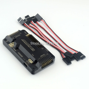 APM2.6 APM FC Flight Controller Board w/ Side-Pin Connector ARDUPILOT MEGA 2.6 wiht Box Shell