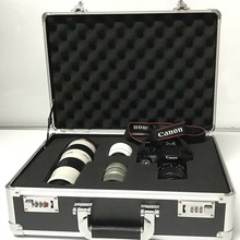 LeTrend ударопрочный SLR Камера Роллинг багаж Защита цифровой объектив чемодан колеса фотографическое оборудование дорожная сумка с колесиками