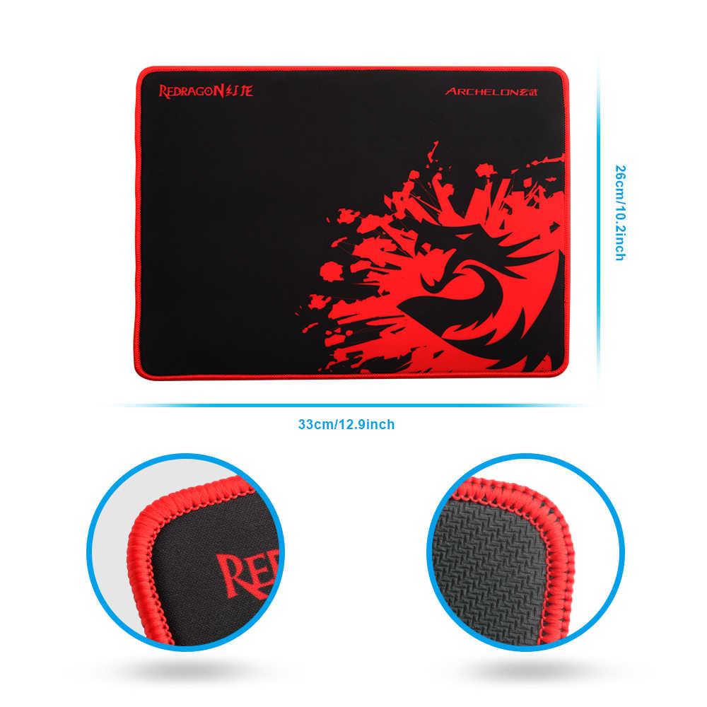 Redragon S101-BA-1 USB الألعاب RGB لوحة المفاتيح لوحة الماوس سماعة المجموعات 104 مفتاح 3200 ديسيبل متوحد الخواص 5 أزرار الفئران مجموعة السلكية الكمبيوتر PC لعبة