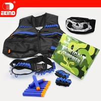 Skull Mask Tactical Equipment New Set Of EKIND Kit For Nerf N Strike Elite Gun Game
