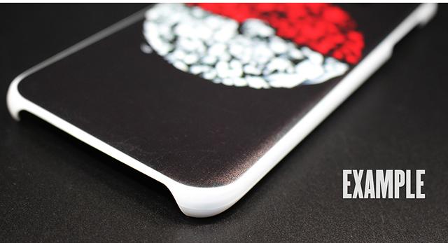 Dragon Ball Z Master Roshi White Case Cover for Samsung Galaxy