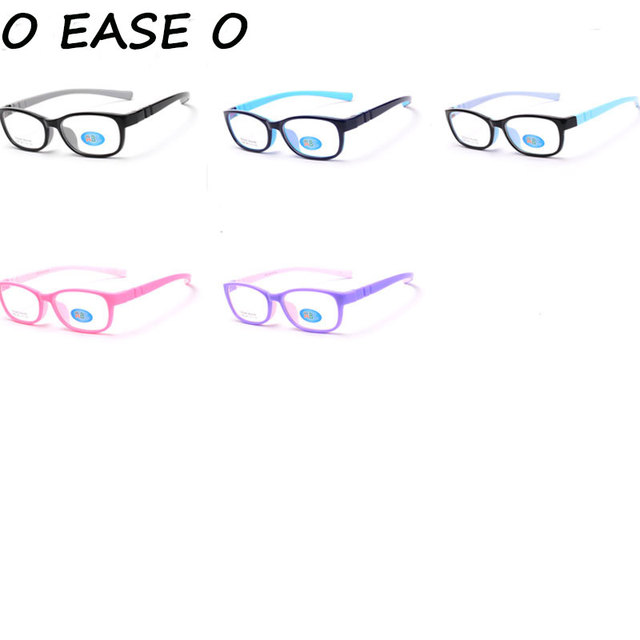 cartoon cute glasses frames children optical frame brand design kids