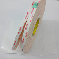 3M 4950 VHB Acrylic Foam Self Adhesive Tape For Metal,color white,die cut width by request