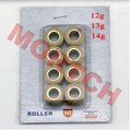20x12 Clutch Variator Rollers VOG YP250 Majesty APRILIA MBK MALAGUTI Jonway Linhai Scooter ATV Quad Go Kart Buggy(Free Shipping)