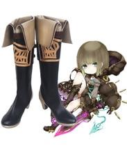 SINoAlice Breaker Hansel Gretel Retro Cosplay Long Boots Shoes Custom Made thomas fulton hansel and gretel