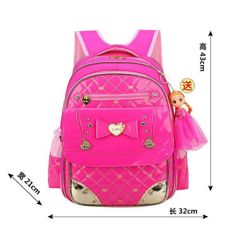 2018 New Fashion Girls School Bags Children Backpacks Baby Schoolbags For Girl Backpack  ...