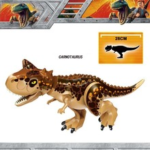 79151 Jurassic Dinosaur World Figures Tyrannosaurs Rex Building Blocks Compatible With legoings Toys