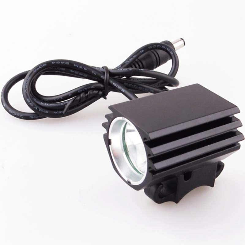цена на Mini LED Bicycle Light 1xCREE XM-L2 1800lm 4-Mode LED Headlamp LED Bike Light Headlamp+Battery Pack+Charger