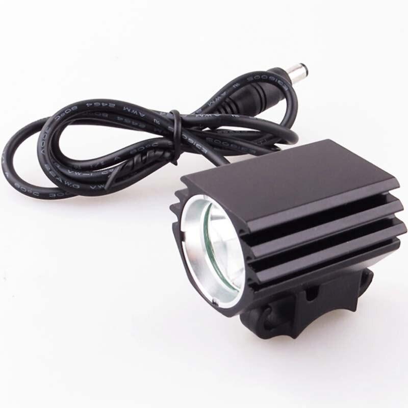 Mini LED Bicycle Light 1xCREE XM-L2 1800lm 4-Mode LED Headlamp LED Bike Light Headlamp+Battery Pack+Charger ultrafire u 01 800lm 3 mode white light led bike light headlamp silver blue 4 x 18650