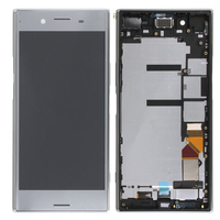 Sinbeda 5.46 IPS Display For SONY Xperia XZ Premium LCD Touch Screen Digitizer Assembly Frame For Sony XZ Plus LCD G8142 G8141