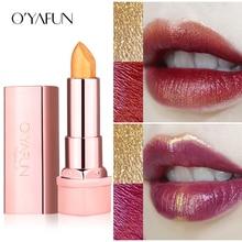 Velvet Moisturizer Bold Lips Pigment Metallic