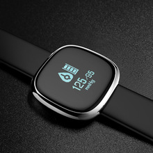 Heart Rate Monitor Smart Watches Android IP67 Waterproof Blood Pressure Tracker Wearable Devices Calories Fitness Tracker Watch
