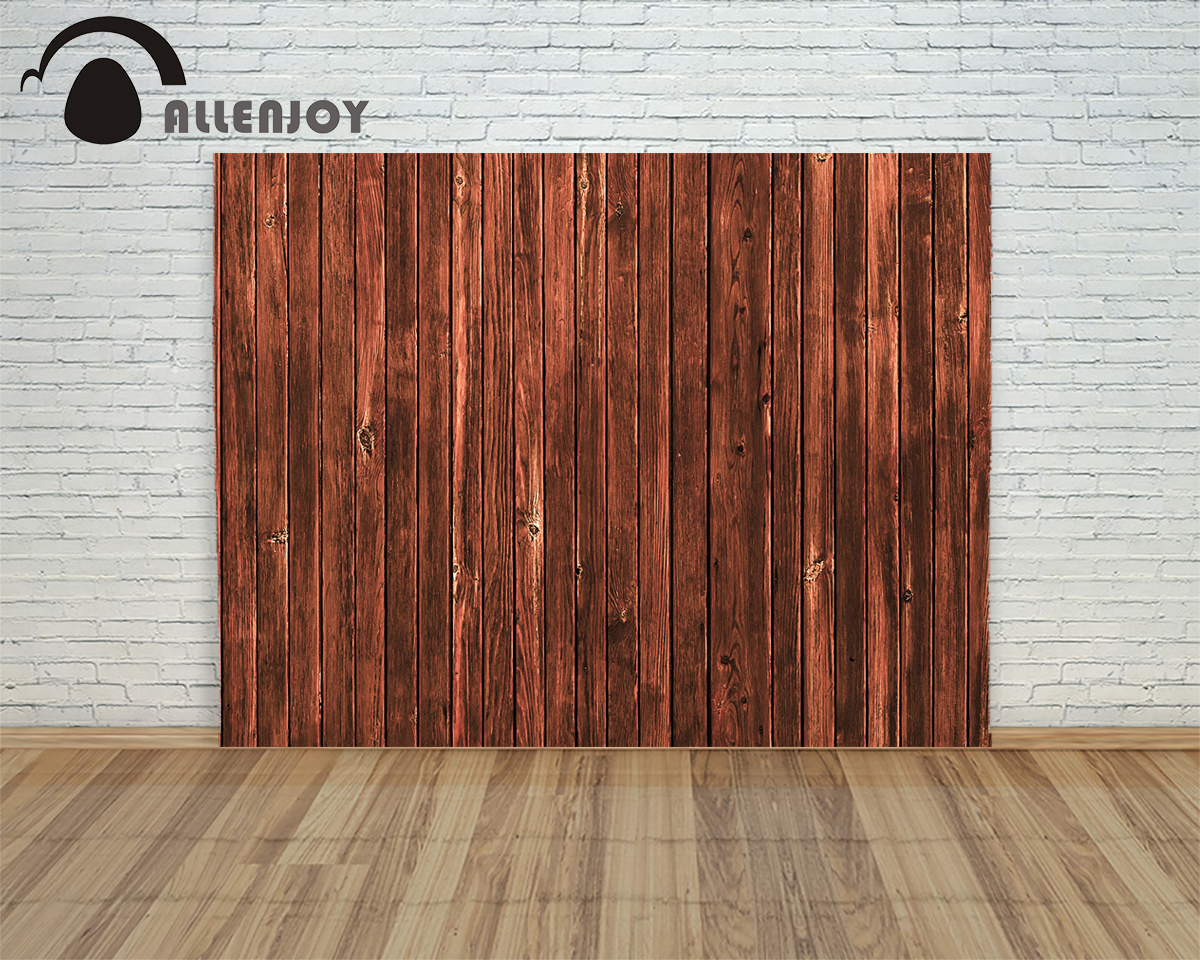 Allenjoy wood photography backdrops vintage wood board brown wood wall backgrounds for photo studio background vinyl allenjoy photography backdrops neat wooden structure wooden wall wood brick wall backgrounds for photo studio