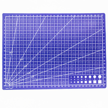 1 PCS A4 Grid Lines Self Healing Cutting Mat Craft Card Fabric Leather Paper Board Handmade Diy Accessory Cutting Plate